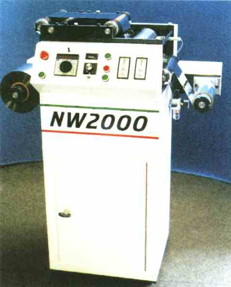 NW2000 Holographic Embossing Machine